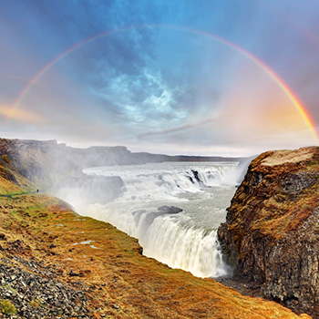 Gulfoss, Iceland Photography Workshop