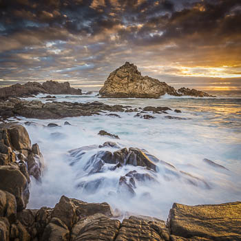 Sugar Loaf Rock, Margaret River Photo Tour