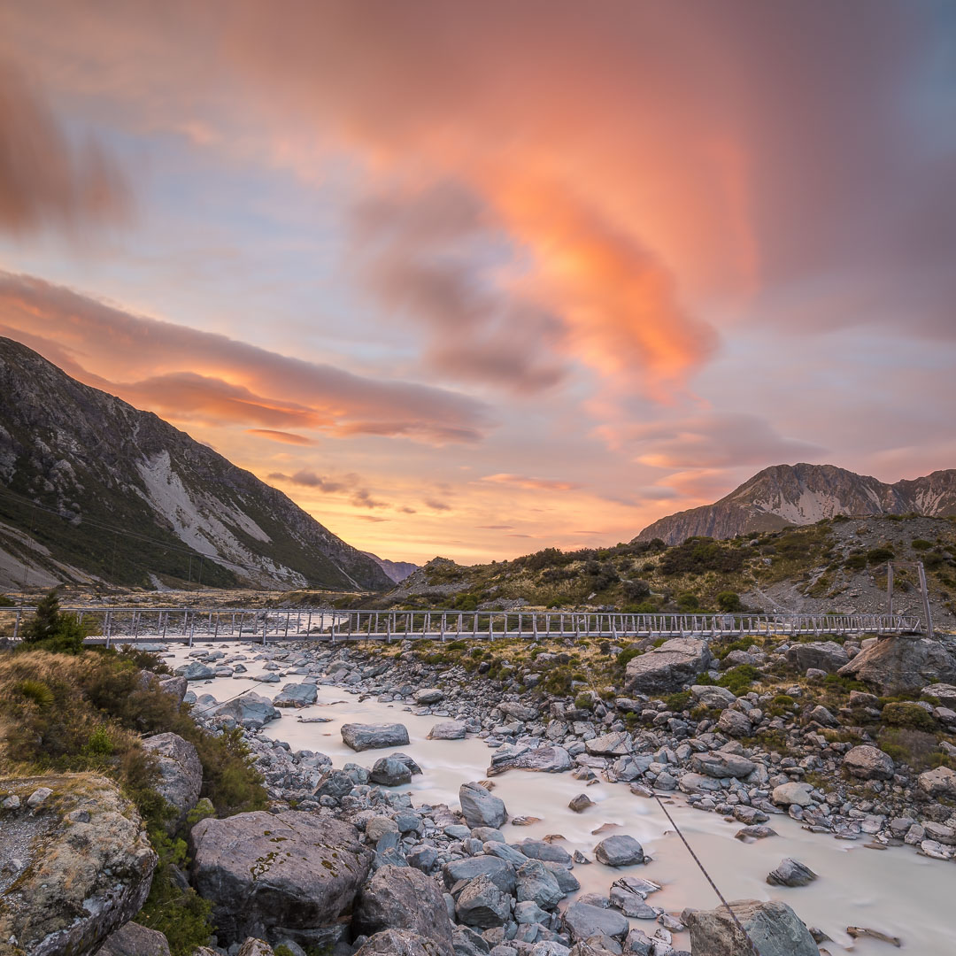 Mount Cook Photography Tour, South Island, New Zealand