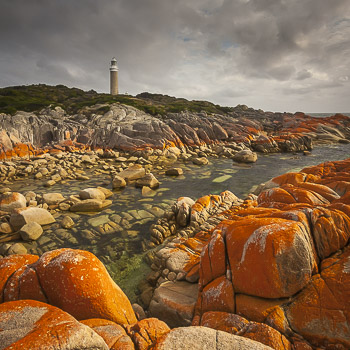 Eddystone Lighthouse, Bay of Fires