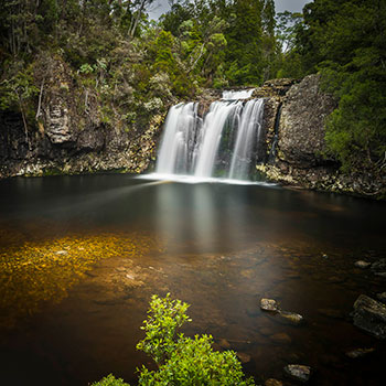 Photo Tour, Pencil Pine Falls, Cradle Mountain National Park